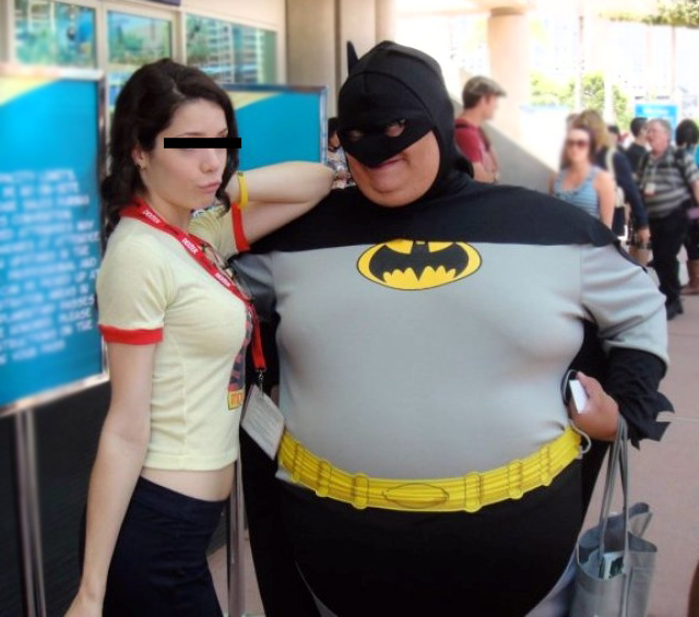 Fat Batman Doesn T Care What You Think Comicbookschool